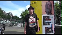 Aged Dude Takes A Tour To Visit The Amsterdam Prostitutes