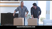 Two Dad's Swap Fuck Daughters