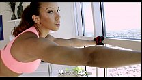 Sophia Fiores athletic anal workout - Exotic4K Thumbnail