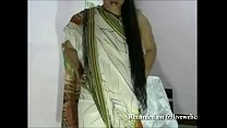 Fat amateur hairy indian girl undressing live w... Thumbnail