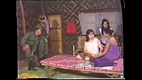 Thai Army and Village Girls