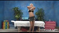 Very sinful teen beauty gets holes stuffed by different devices