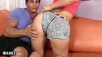 Hot Teen Loves Having Her Big Booty Spanked! thumbnail