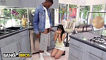 Bangbros - Asian Babe From Japan, Cindy Starfall, Goes Up Against Cockzilla!