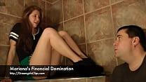 Mariana's Financial Domination - Www.clips4Sale.com/8983/15305843