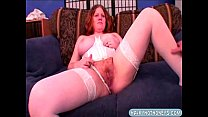 natural hairy redhead pussy