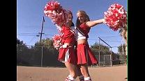 Two Hot Cheerleaders Get Fucked