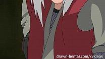 Naruto Hentai - Dream sex with Tsunade Preview