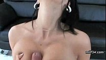 Horny MILF Gets Kinky