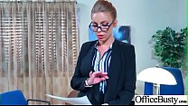 Slut Sexy Girl (Britney Amber) With Big Round Boobs In Sex Act In Office Video-05