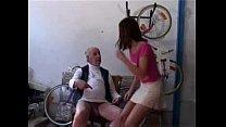 old man fucking young girl thumbnail