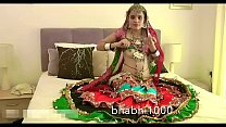 Gujarati Indian  College Babe Jasmine Mathur G asmine Mathur Garba Dance And Showing Bobbs
