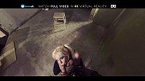 BaDoink VR Interrogation Penetration For Blondie Fesser VR Porn image