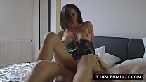 10613 LaSublimeXXX Italian MILF fuck with young Czech guy preview