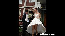 Sluttiest real brides ever! - hot saxy move mp3 download thumbnail