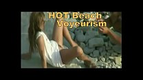 theSandfly HOT Beach Voyeurism!