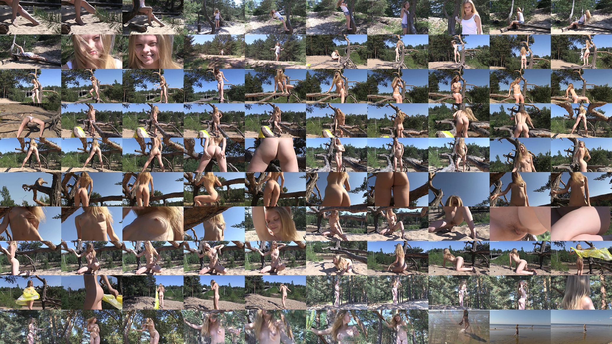Domai Nude Videos