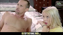 Mom Watches Her Tiny Teen Daughter Kenzie Reeves Get Fucked By Stepdad thumbnail