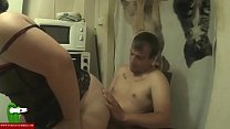 Fat fucking her boyfriend at home IV 003 preview image