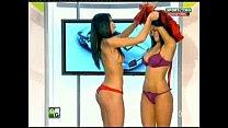 Goluri si Goale ep 14 Miki si Roxana (Romania naked news) porn image