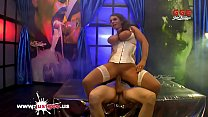 Big Dick and Tons of Cum for super busty MILF Sexy Susi - German Goo Girls preview image