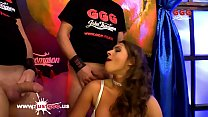 Big Dick and Tons of Cum for super busty MILF Sexy Susi - German Goo Girls thumbnail