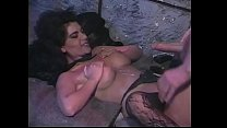 Curly Haired Babe Alicia Rio In The Prison Is S