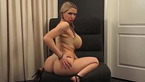 Slut in Pigtails Gets Double Penetrated Thumbnail