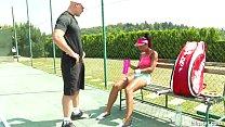 Isabella Chrystin Tennis Court Pounding 2015 Preview