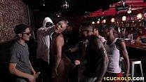 Riley Nixon Interracial Gangbang - Cuckold Sessions thumbnail