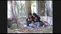 Outdoor blowjob mms of desi girls with lover - Indian Porn Videos