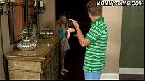 Stepmom Samantha Caught Her Stepdaughter Ava Fucking Her Bf