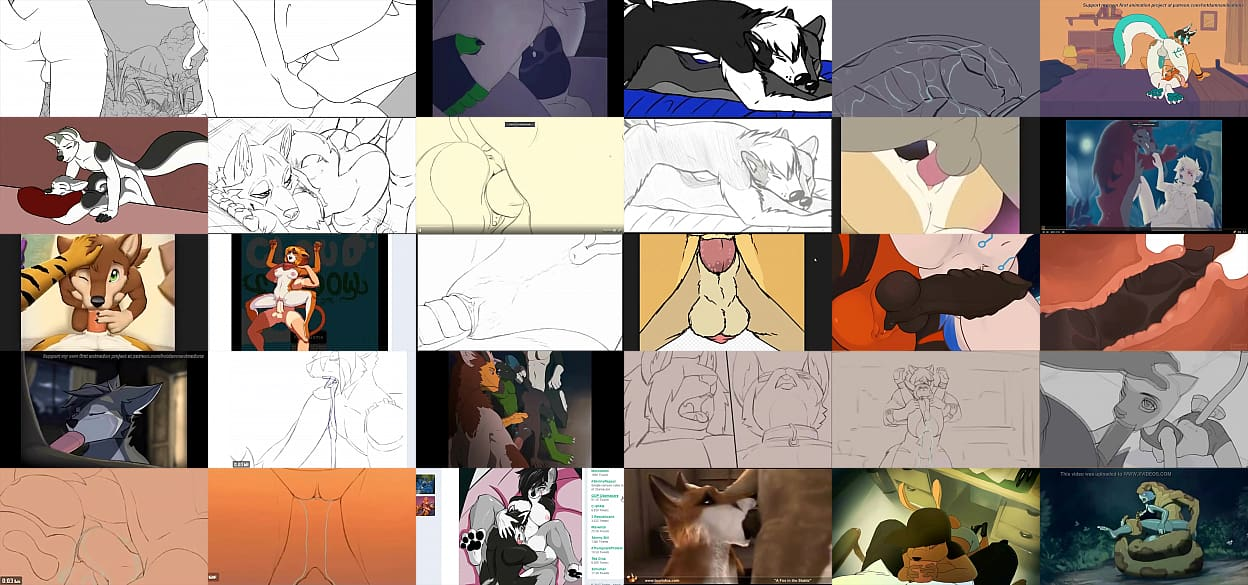 Furry cartoon gif super compilation top quality animations nsfw 4