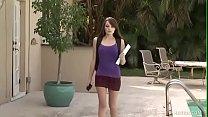 schoolgirl creampie - MORETEENPLEASE.COM thumbnail
