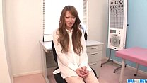 Mai Shirosaki Amazes With Her Creamy Asian Pussy
