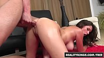 (Shae Summers) shows off her big perfect natural tits - Reality Kings thumbnail