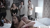 Teen Party sex goes wiral video