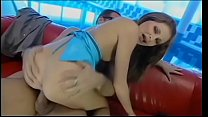 Brunette Babe Enjoys Taking Cock In Her Ass And