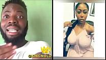 Image: Another Kingmolu big breast comedy
