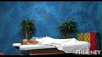 Sexy eighteen year old hot slut gets drilled hard by her massage therapist!