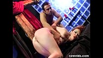 Tied Sex Slave Gets Rough Double Penetration Preview