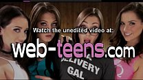 Lesbo Teens Share Pussy