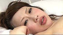 Cock loving Kanae Serizawa is on her knees suck...