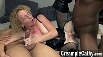 Mature Begs For Creampies ◦ gay black dads thumbnail