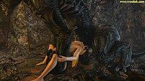Samus Aran On A Strange Alien Planet Saga Full