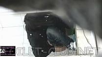 Hidden Toilet Cam - Quay Len