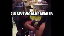 Dudes Gang Bang Woman In The Middle Of Aisle at Store thumbnail