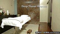 Brazzers - Dirty Masseur - Deep Tissue Orgasm scene starring Esperanza Gomez and Karlo Karerra - 69VClub.Com