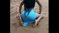 Moçambicana de Maputo-Moçambique a dançar1