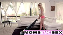 6012 Moms Teach Sex - Big tit mom catches daughter preview
